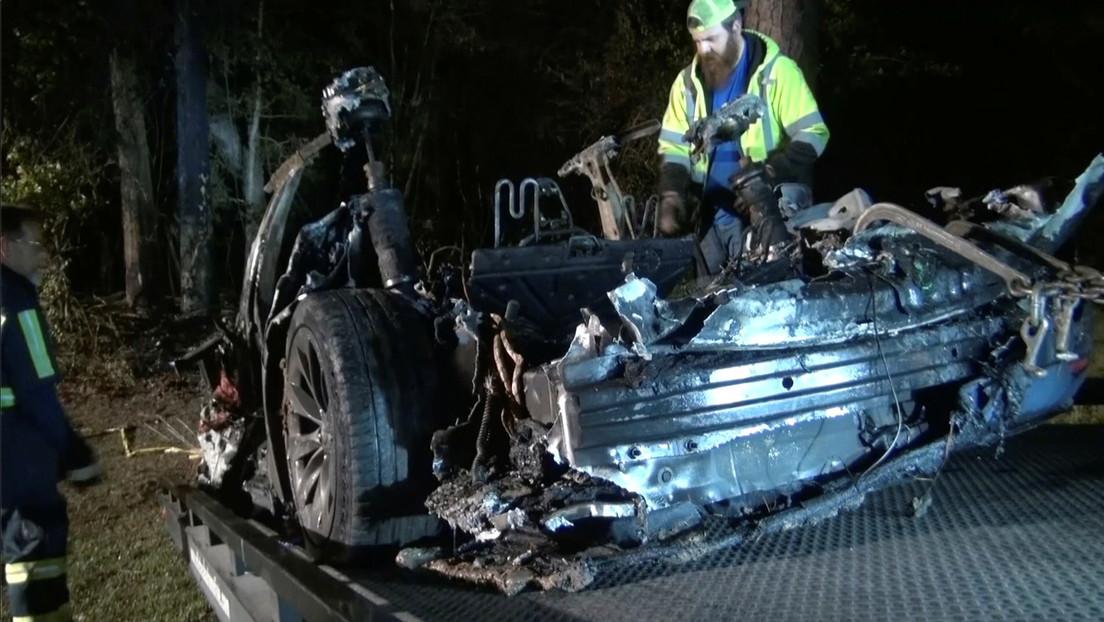 Autonomes Fahren: Erneutes Todesopfer nach einem Unfall mit führerlosem Tesla