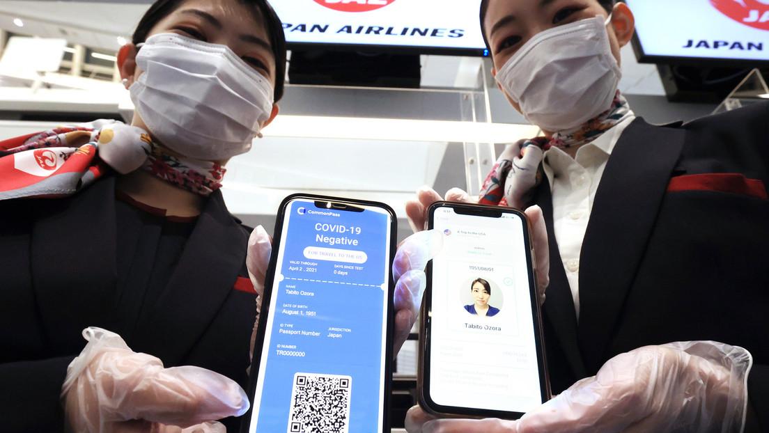 App und Reisepass – Airlines wollen Impfnachweis auf Smartphone