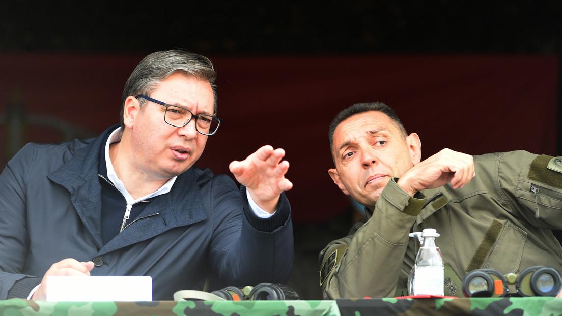 """Serbien antwortet auf NATO-Manöver """"Defender"""" mit eigener Übung """"Response"""""""
