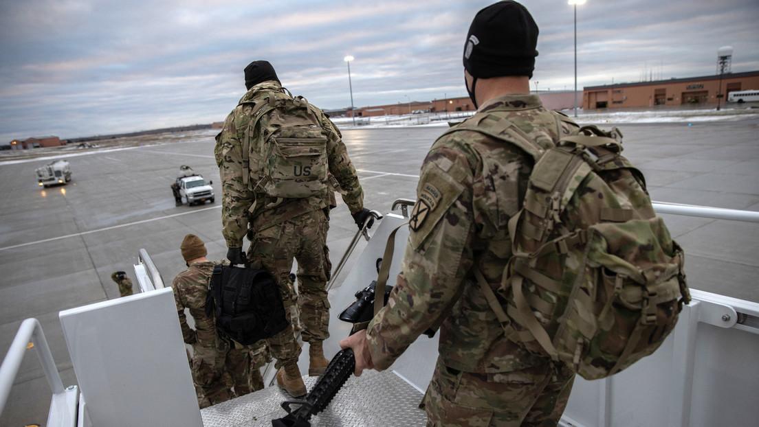 Das wirft Fragen auf: US-Militär zieht aus Afghanistan ab, aber Spezialeinheiten bleiben?