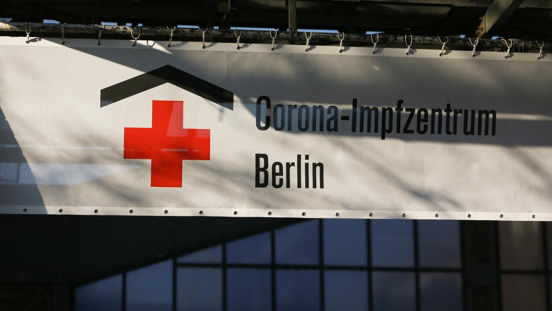 Mehr als 800.000 Berliner ignorieren bisher ihr Impfangebot
