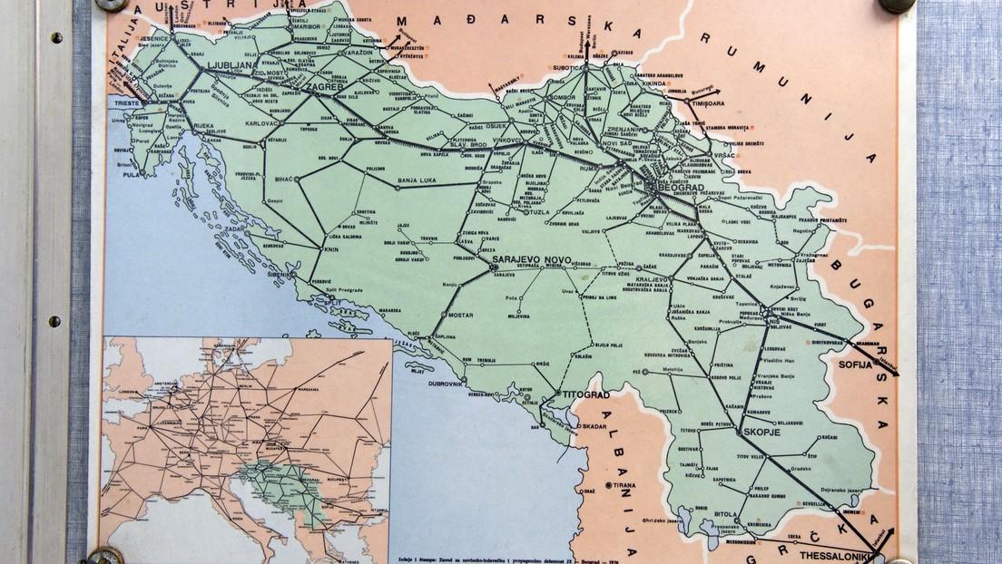 Neue Grenzziehungen auf dem Balkan? – Ein Papier geistert durch Medien und sorgt für Aufregung