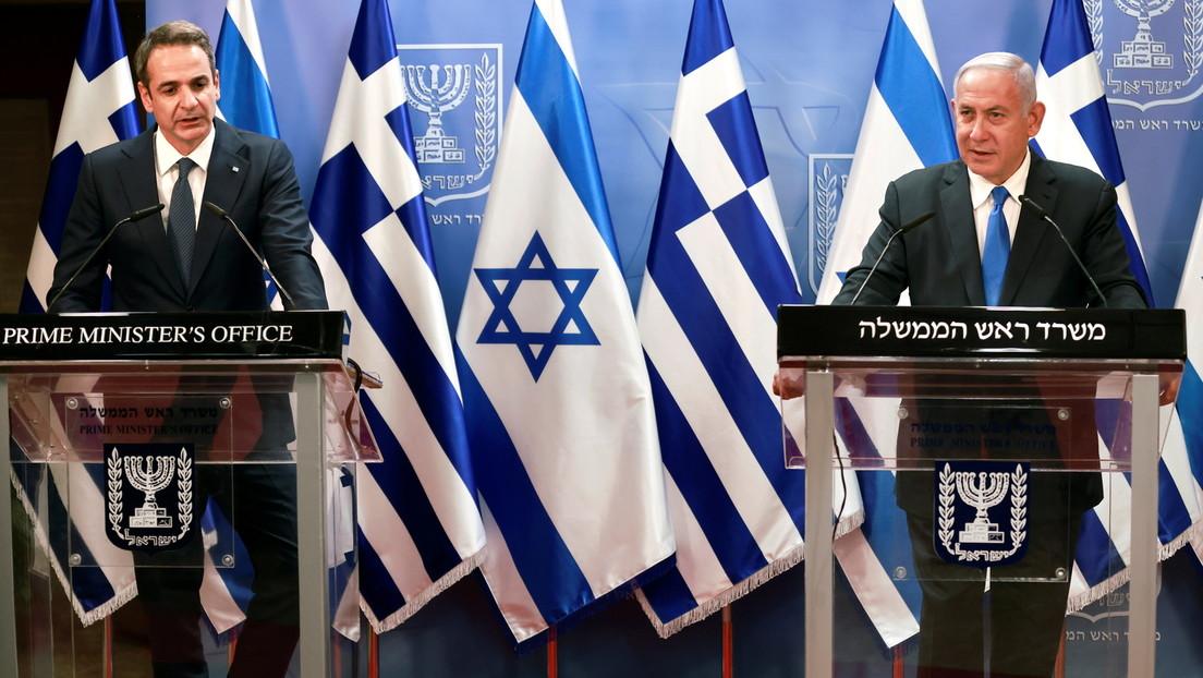Griechenland und Israel unterzeichnen Verteidigungsabkommen