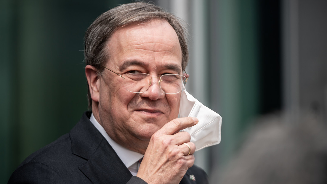 CDU-Vorstand für Laschet als Kanzlerkandidaten – Machtkampf entschieden?