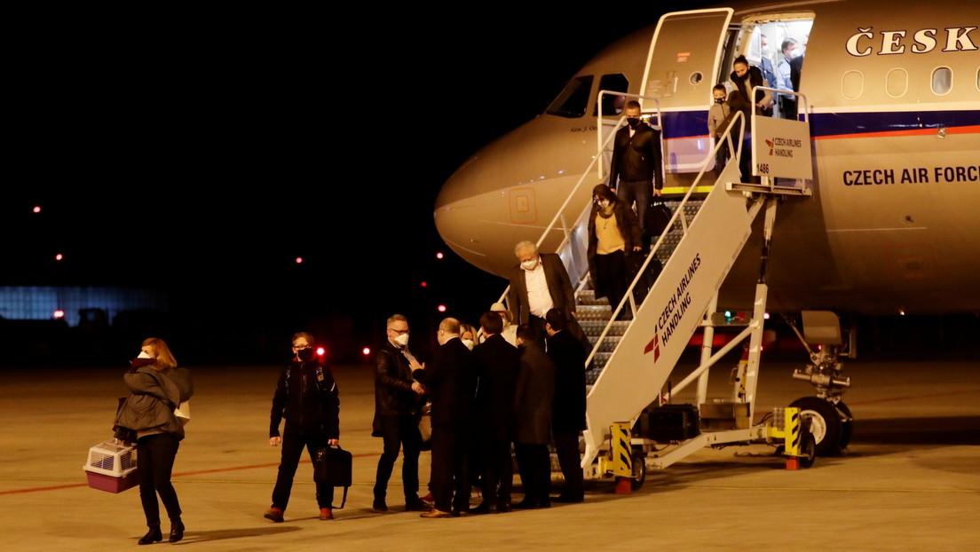 Tschechien: Reaktion Russlands auf Ausweisung von 18 Diplomaten stärker als erwartet