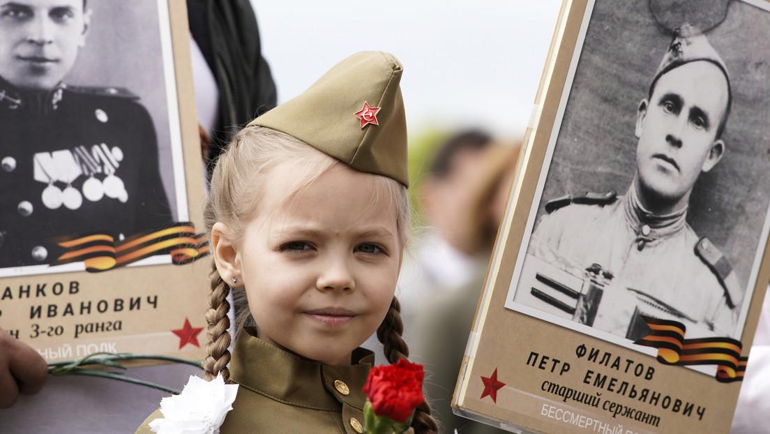 Russland: Unsterbliches Regiment findet am 9. Mai online statt