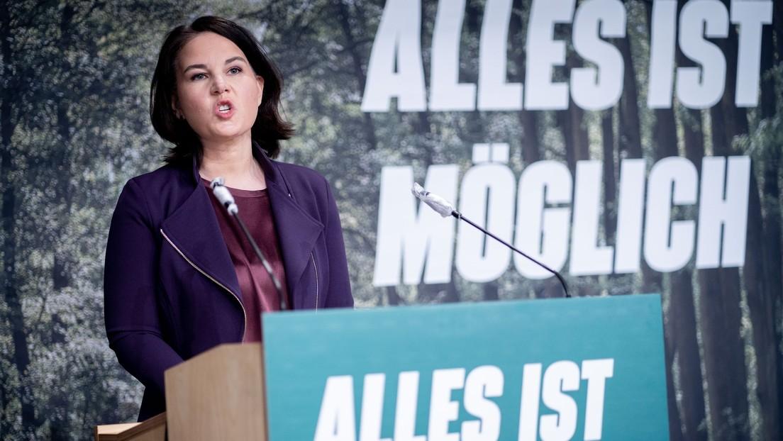 Annalena Baerbock: Die Kanzlerin der Medien