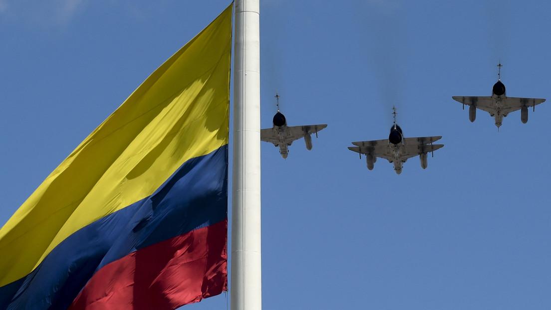 Kolumbien protestiert gegen angebliche Verletzung seines Luftraums durch russisches Flugzeug