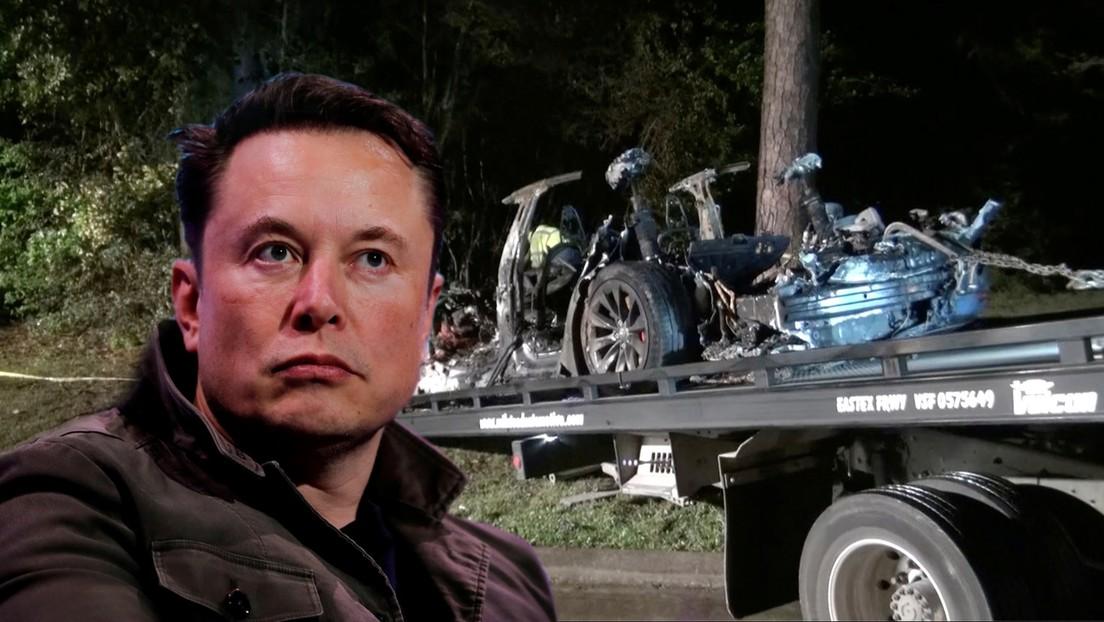 Kein Fahrer hinter dem Lenkrad – Elon Musk äußert sich zum tödlichen Tesla-Unfall