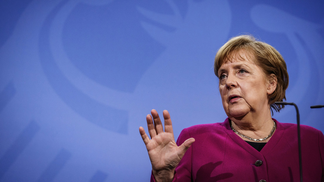 Merkel verteidigt Nord Stream 2:  Konflikt um Pipeline ist breit angelegt