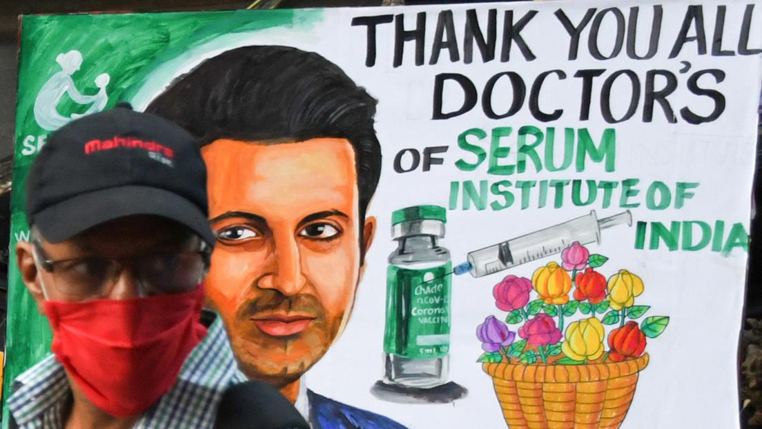 """Indischer Impfstoffproduzent fleht: """"Die Vereinigten Staaten müssen ihr Rohstoffembargo beenden!"""""""