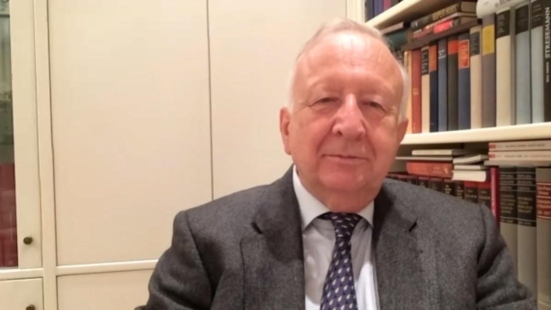 Willy Wimmer über Armin Laschet: Wer es in NRW kann, kann es auch in Berlin
