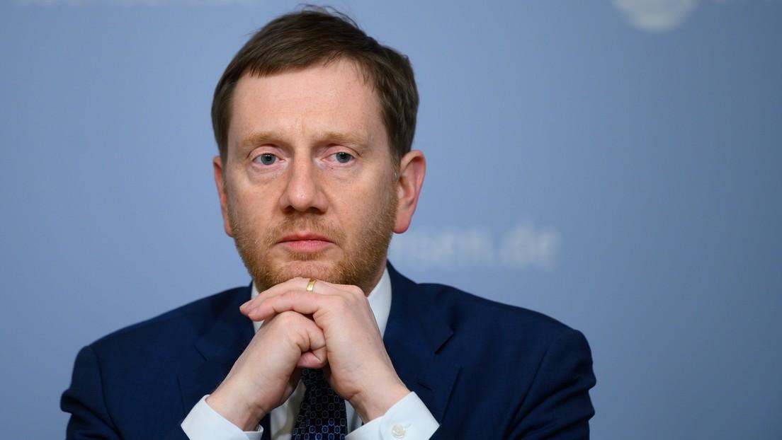 Die Grünen sind besorgt: Sachsens Ministerpräsident Kretschmer reist nach Moskau