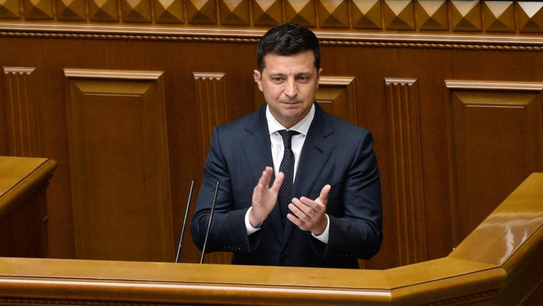 Ostukraine-Konflikt: Selenskij lädt Putin zu Treffen im Donbass ein