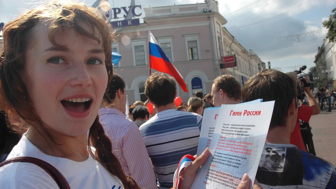 Russische Aufsichtsbehörde protestiert gegen Sperrung von Videos mit russischer Hymne auf Instagram