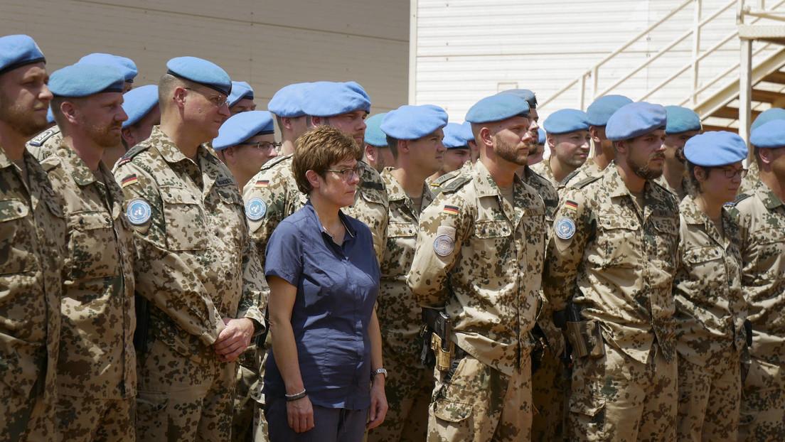 Bundeskabinett beschließt Verlängerung der Einsätze in Mali