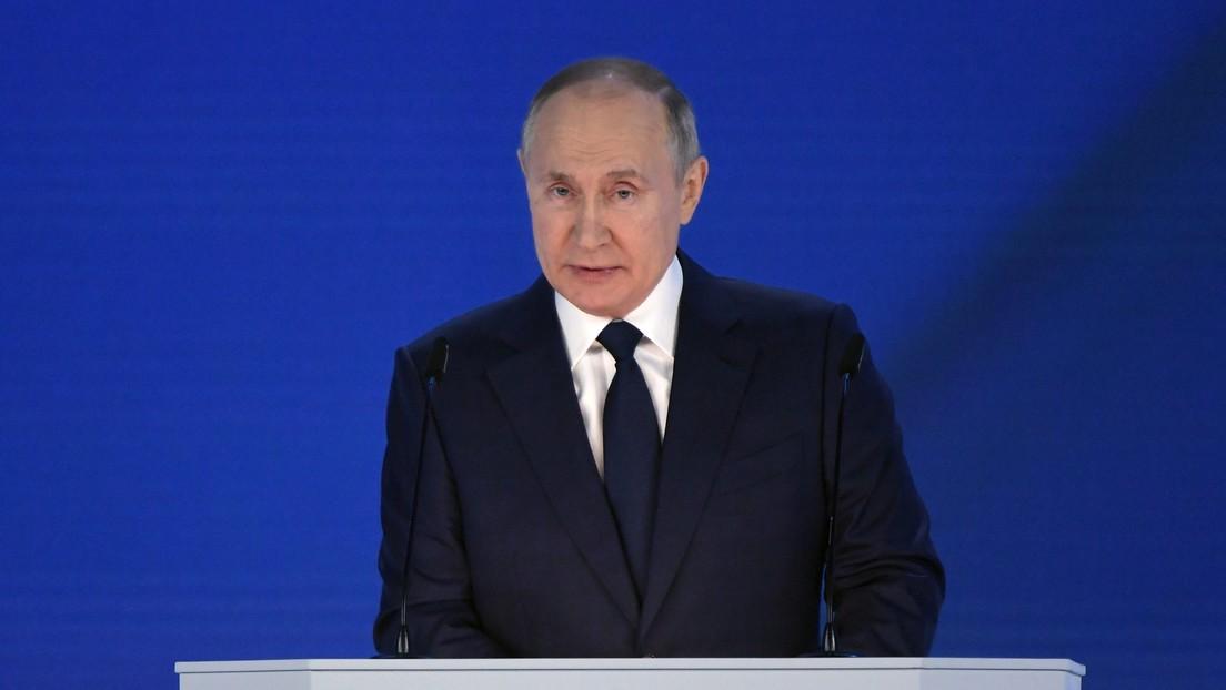 """Putin: Russland zu provozieren ist """"so eine Art Sport"""""""