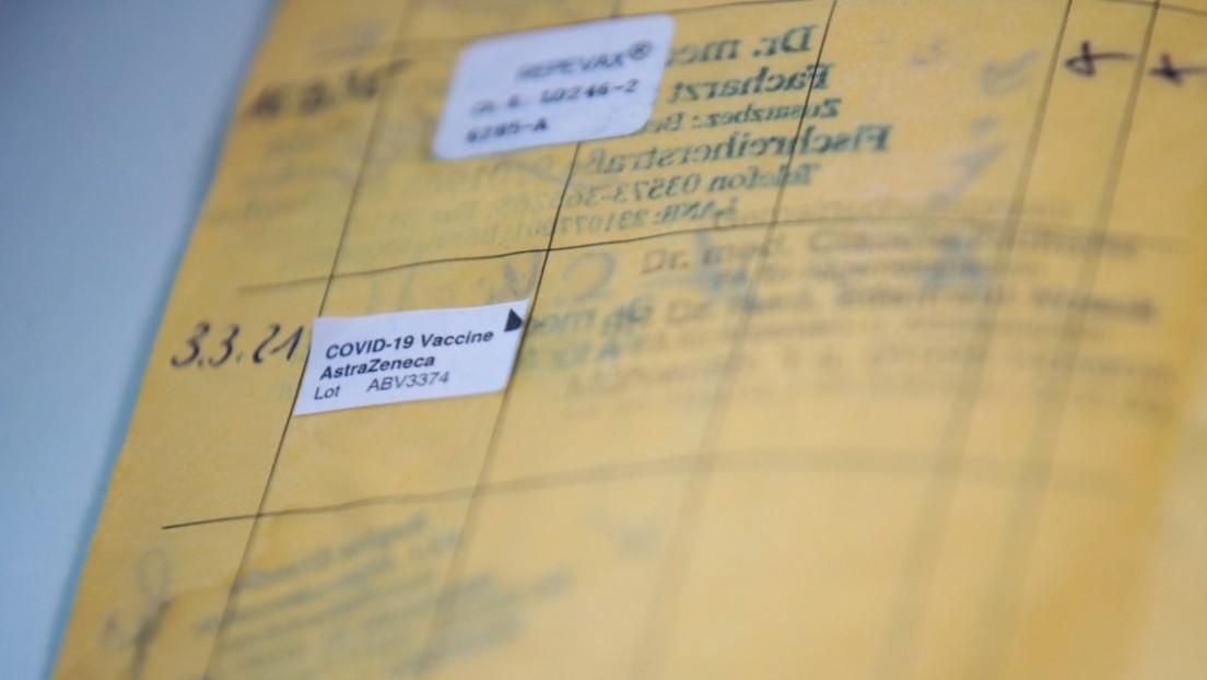 Auf Telegram angeboten: Gefälschte Impfpässe für Deutschland