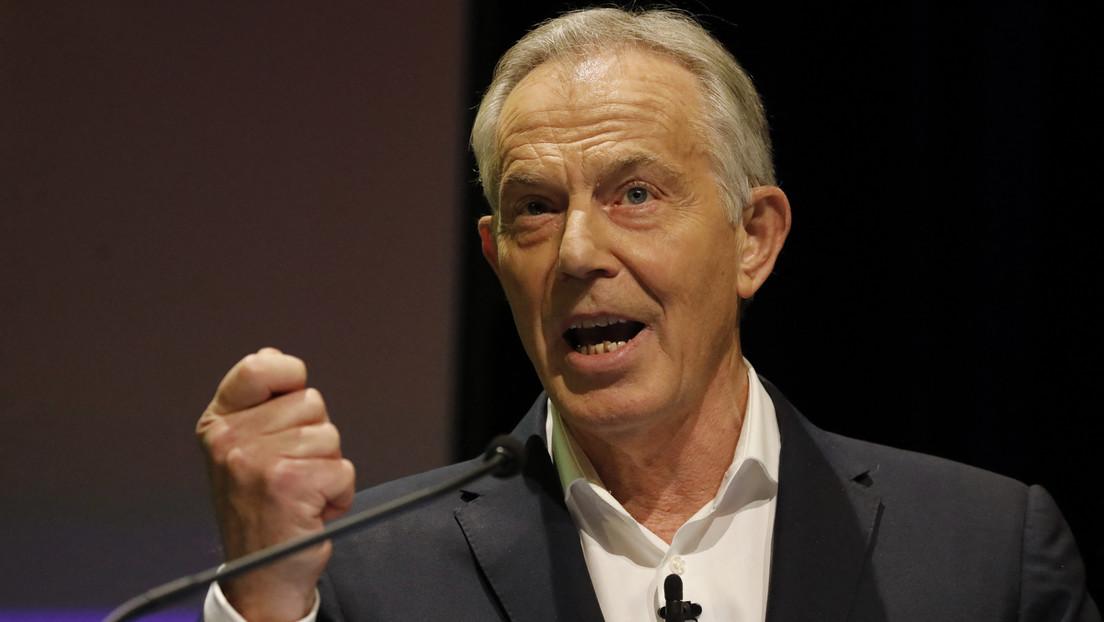 Ex-Premier Blair fordert von Boris Johnson Informationskampagne für höhere Akzeptanz von AstraZeneca