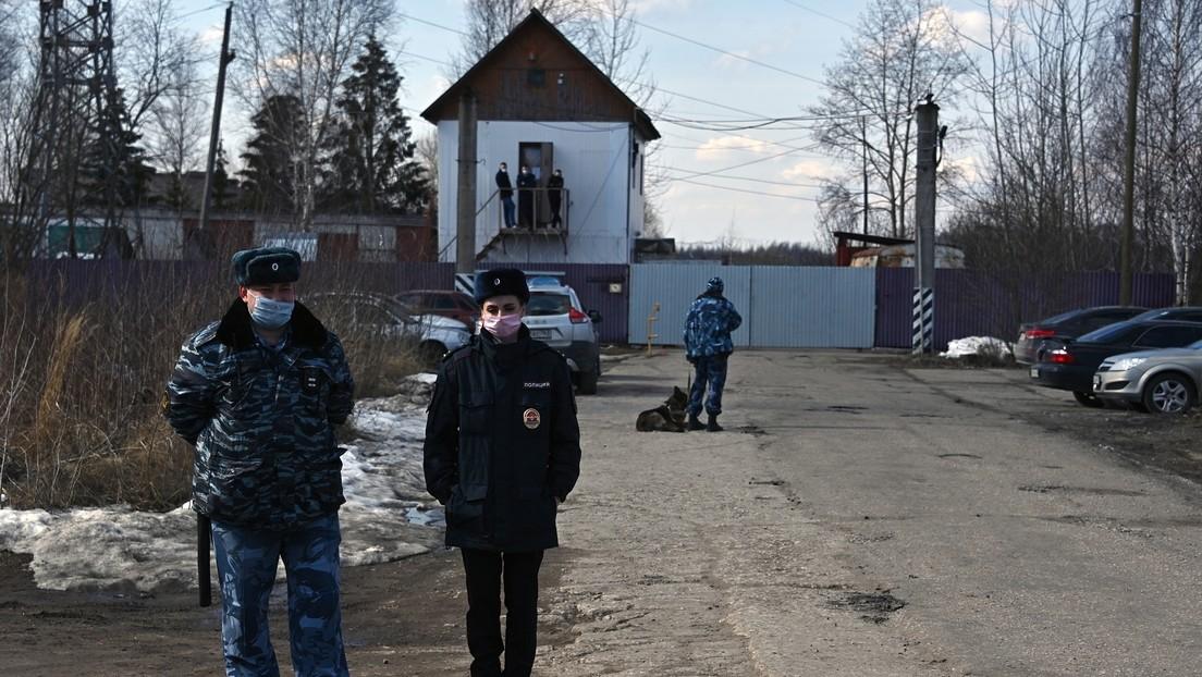 Ombudsfrau: Kein Grund zur Sorge um Nawalnys Gesundheit