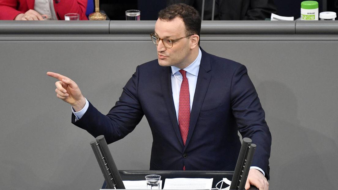 """""""Würfeln Sie die Zahlen aus?"""" – Schlagabtausch im Bundestag über Corona-Notbremse"""