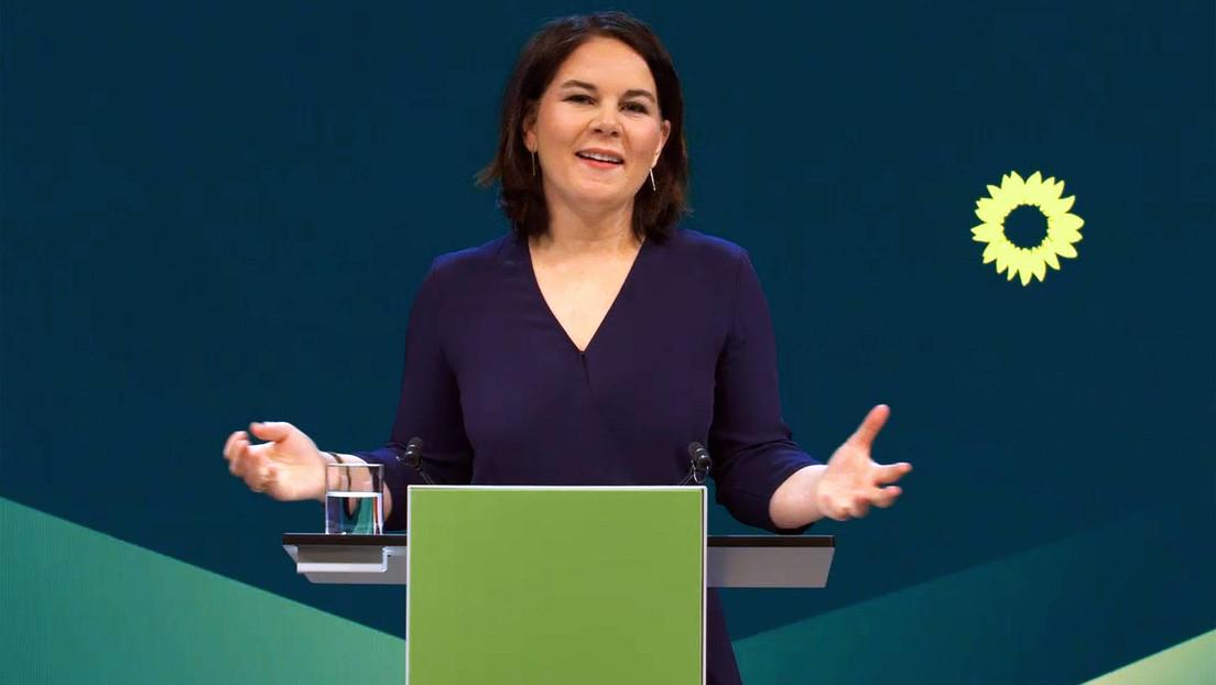Weiblich, grün, jung – Doch wofür steht Annalena Baerbock außenpolitisch?