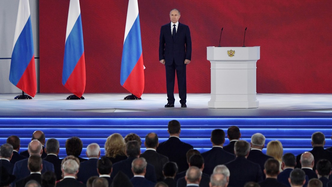 Wladimir Putin gibt in seiner Botschaft an Föderalversammlung Richtlinien für Innenpolitik vor