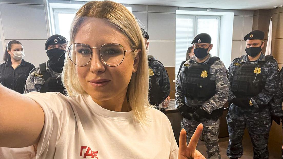 Moskau: Zwei Mitarbeiterinnen Nawalnys im Vorfeld von Straßenprotesten festgenommen