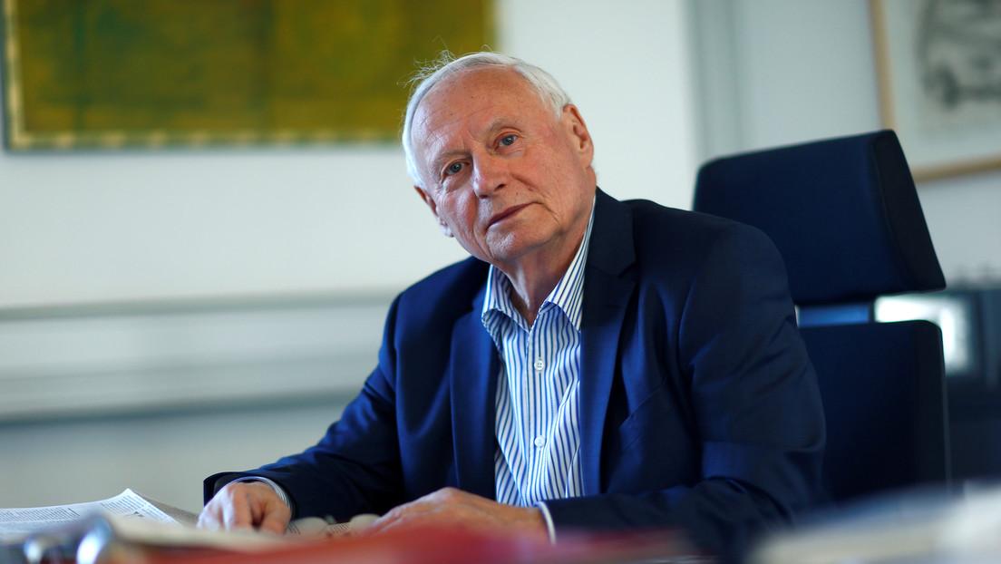 """Lafontaine-Interview zum Verhältnis mit Russland: """"Wir sind ja wieder im Kalten Krieg"""""""