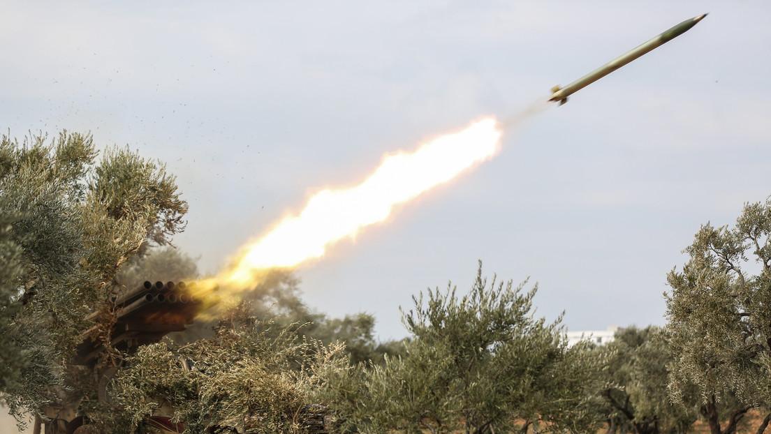 Israel beschießt Syrien nach angeblichen Raketenangriff nahe der geheimen Nuklearanlage Dimona