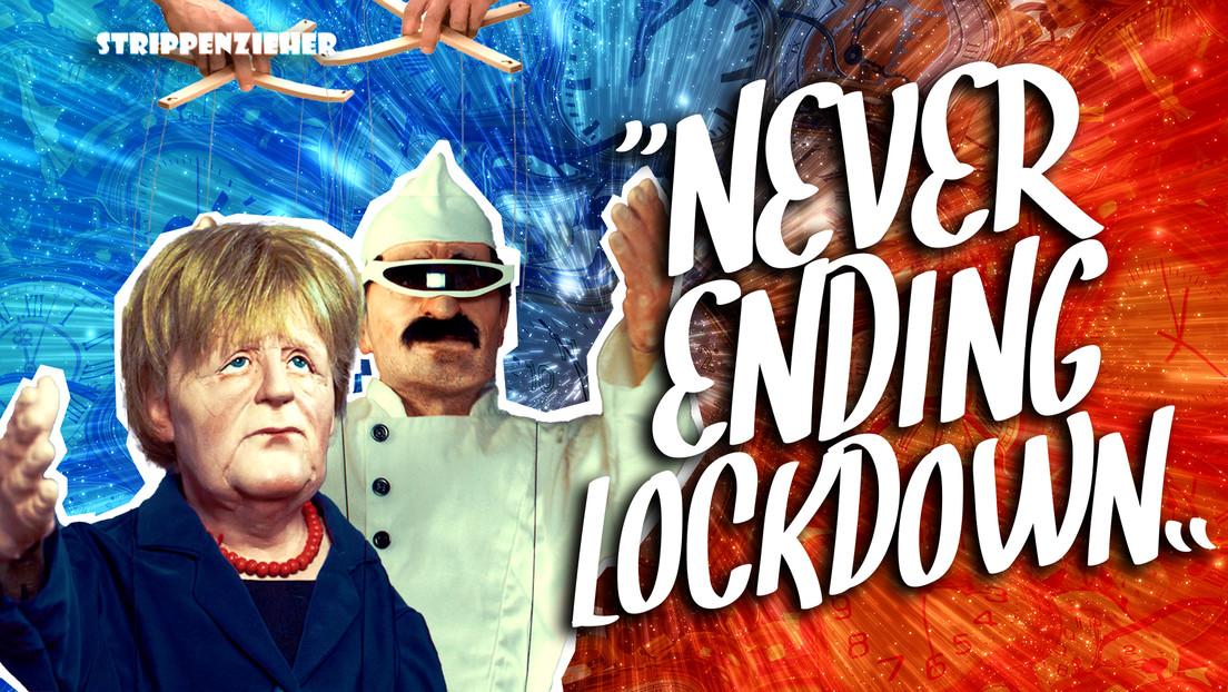 Never Ending Lockdown | Merkel und Spahn haben einen Plan | Strippenzieher