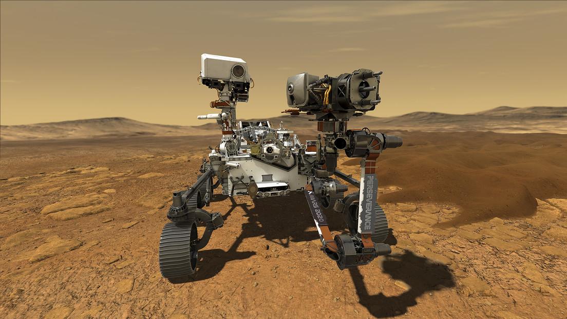 Schritt in Richtung Marskolonisation: Rover Perseverance gewinnt Sauerstoff aus Kohlendioxid