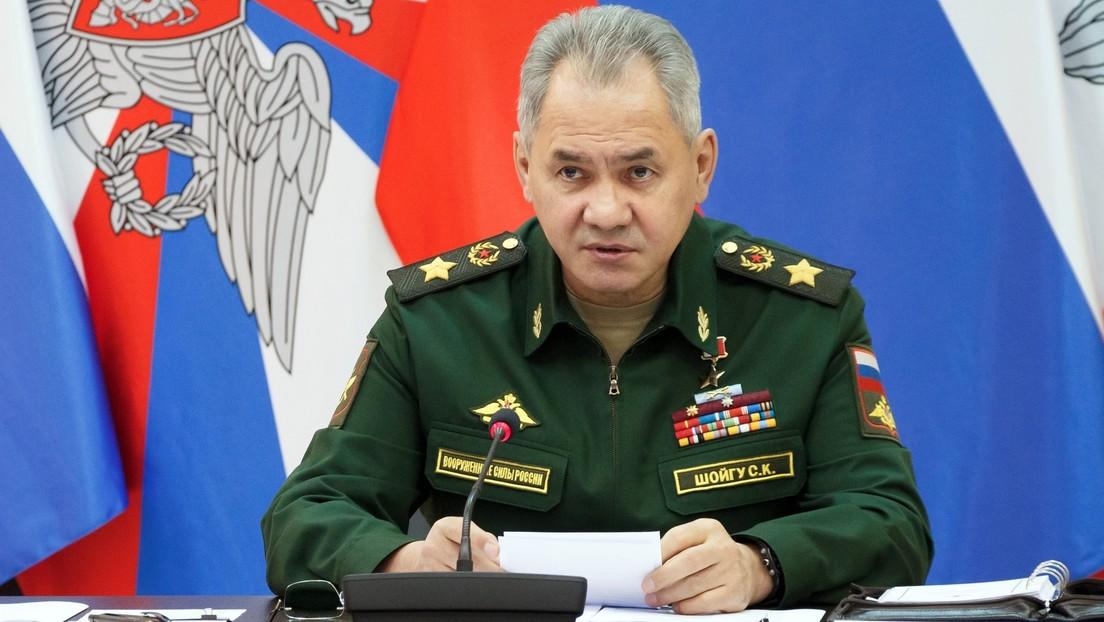 Russischer Verteidigungsminister beendet Militärübungen im Süden und Westen Russlands