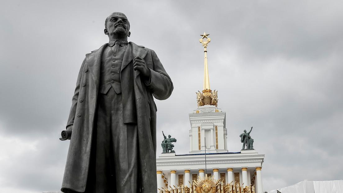 Russische Kommunisten starten Kampagne: Lenin-Statuen sollen UNESCO-Welterbe werden