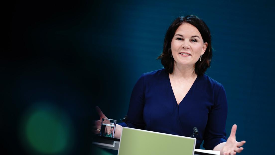 """Annalena Baerbock: """"Härte und Dialog!"""" – oder: Das kleinere Übel ..."""