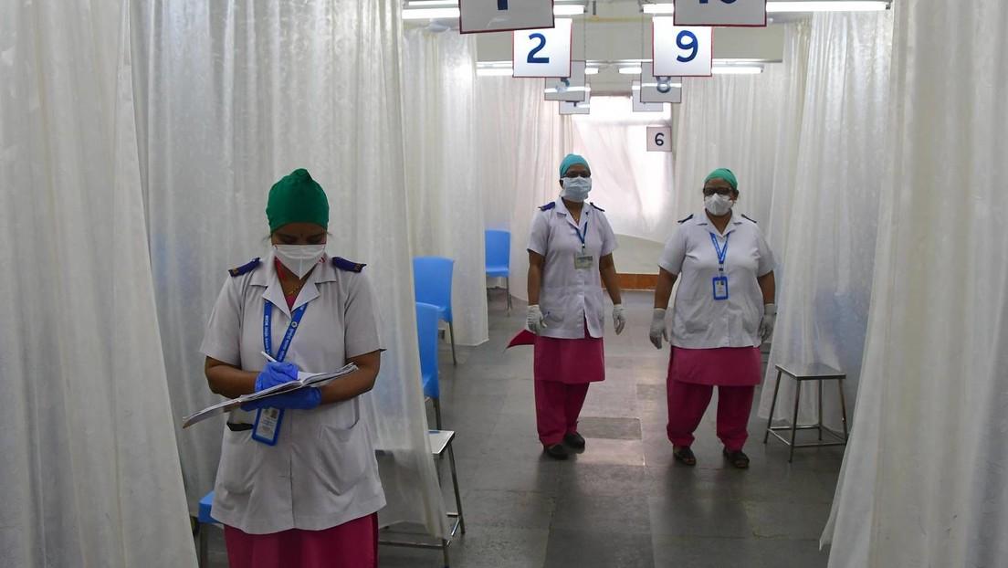 Angespannte Corona-Lage in Indien – mehr als 300.000 Testpositive an einem Tag