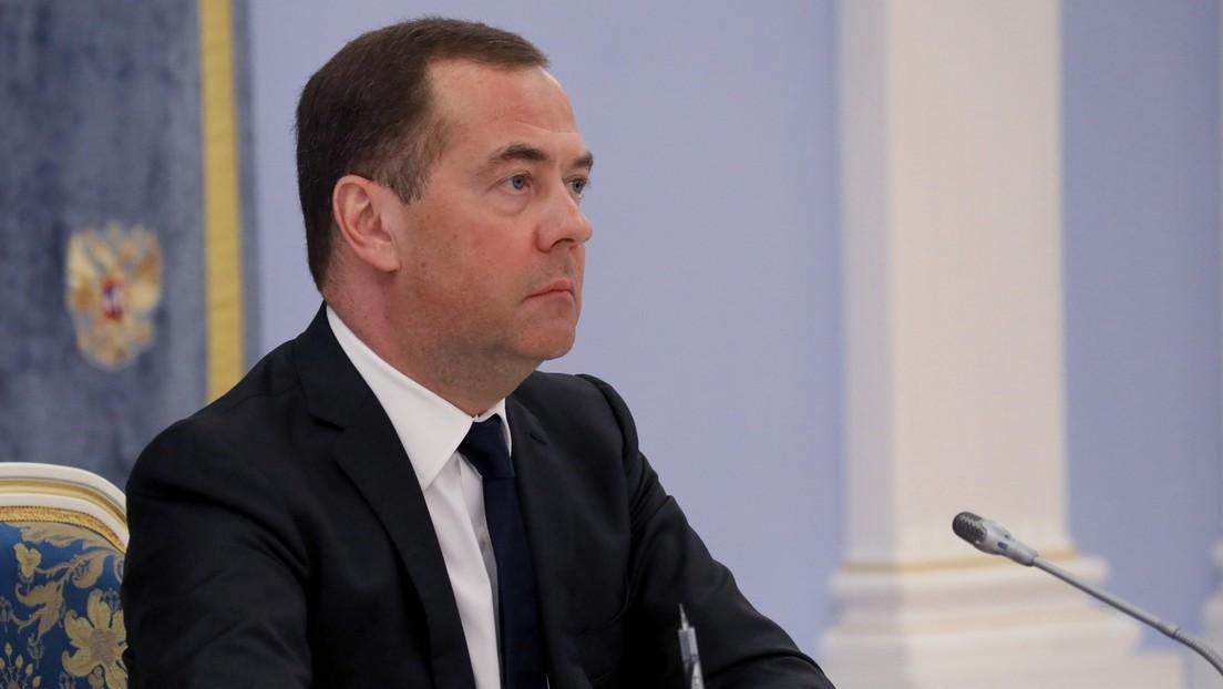 Ex-Präsident Medwedew: Beziehungen zwischen USA und Russland auf Niveau des Kalten Krieges