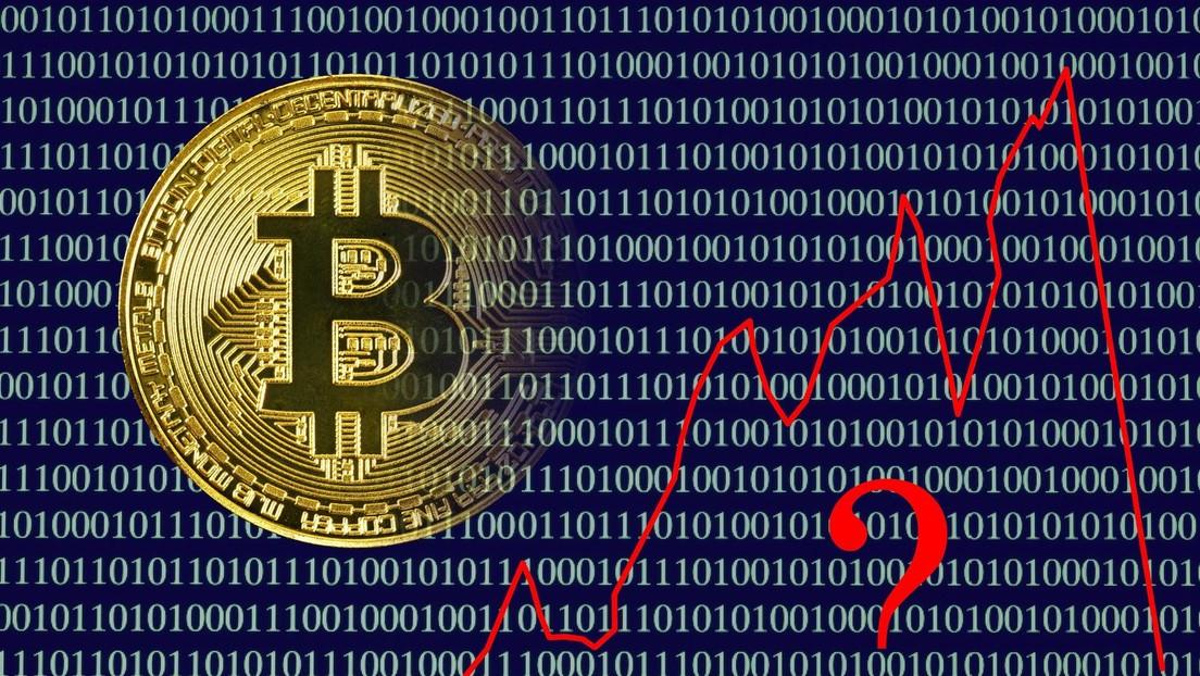 Kryptowährungssturz: Bitcoin fällt auf unter 50.000 US-Dollar