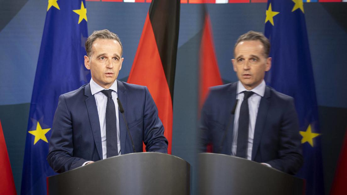 "Heiko Maas: Ministerpräsident Kretschmer soll sich durch Russland ""nicht instrumentalisieren"" lassen"