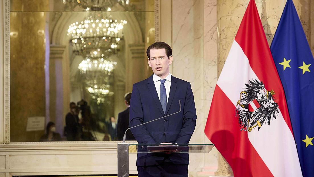 Ende des Lockdowns in Österreich: Kanzler Kurz verkündet Öffnung aller Branchen ab 19. Mai