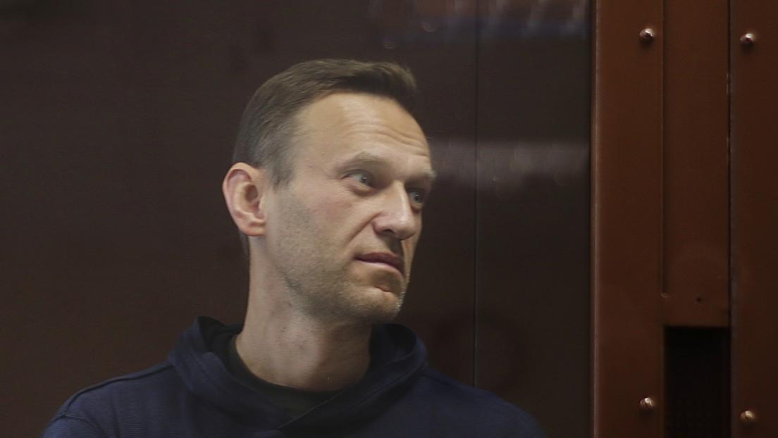 Alexei Nawalny beendet seinen Hungerstreik