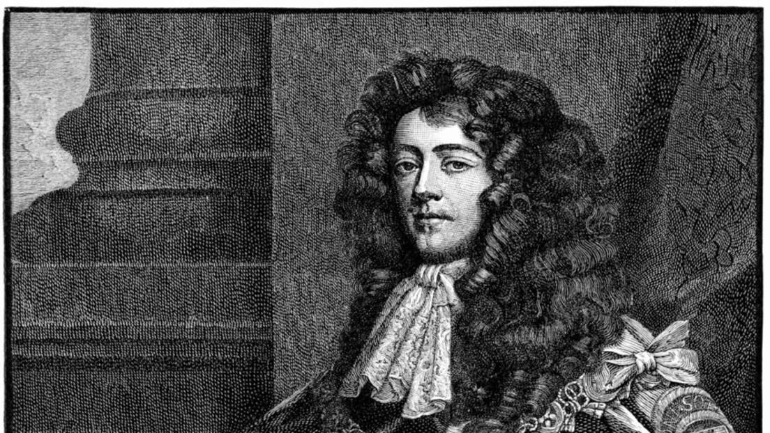 Fund auf Dachboden: Siebenjähriger Geschichtsfan findet 350-jähriges Porträt eines englischen Königs