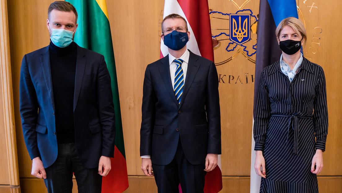 """""""Solidarität mit Tschechien"""" – Baltische Länder weisen russische Diplomaten aus"""