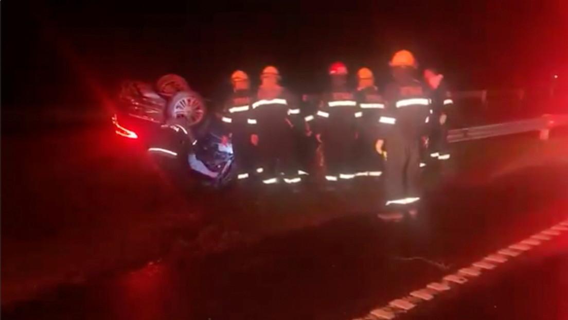 Argentinischer Verkehrsminister Mario Meoni stirbt bei Autounfall