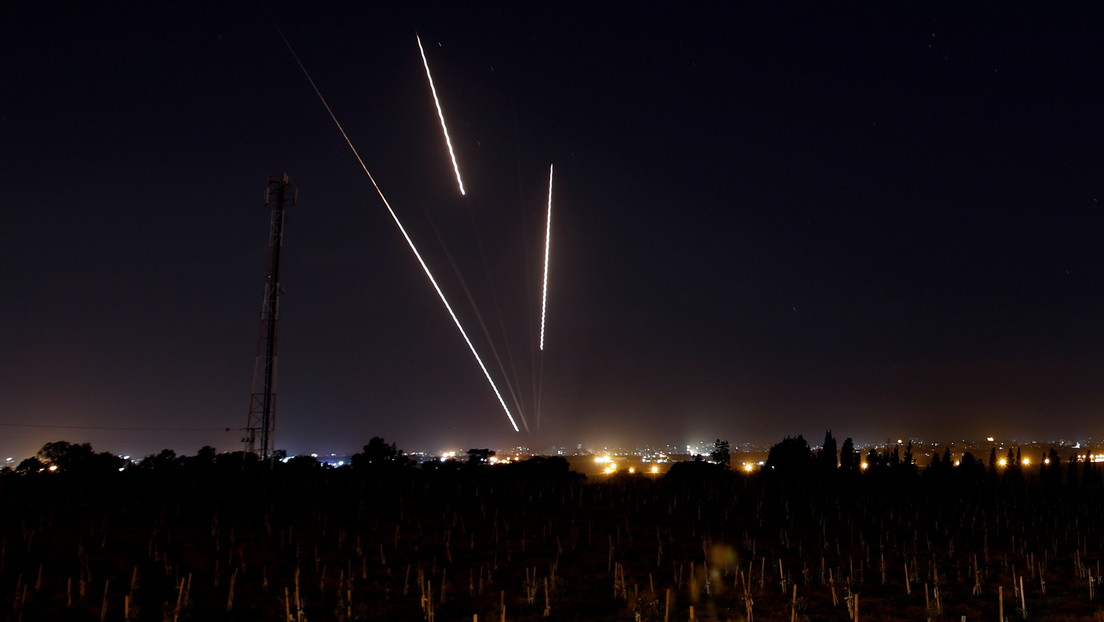 Israel beschießt Hamas-Ziele nach Raketenangriffen aus Gazastreifen