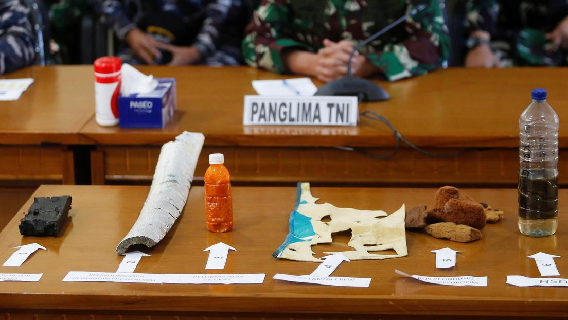 Suche nach vermisstem U-Boot in Indonesien: Bergungskräfte finden mutmaßliche Wrackteile