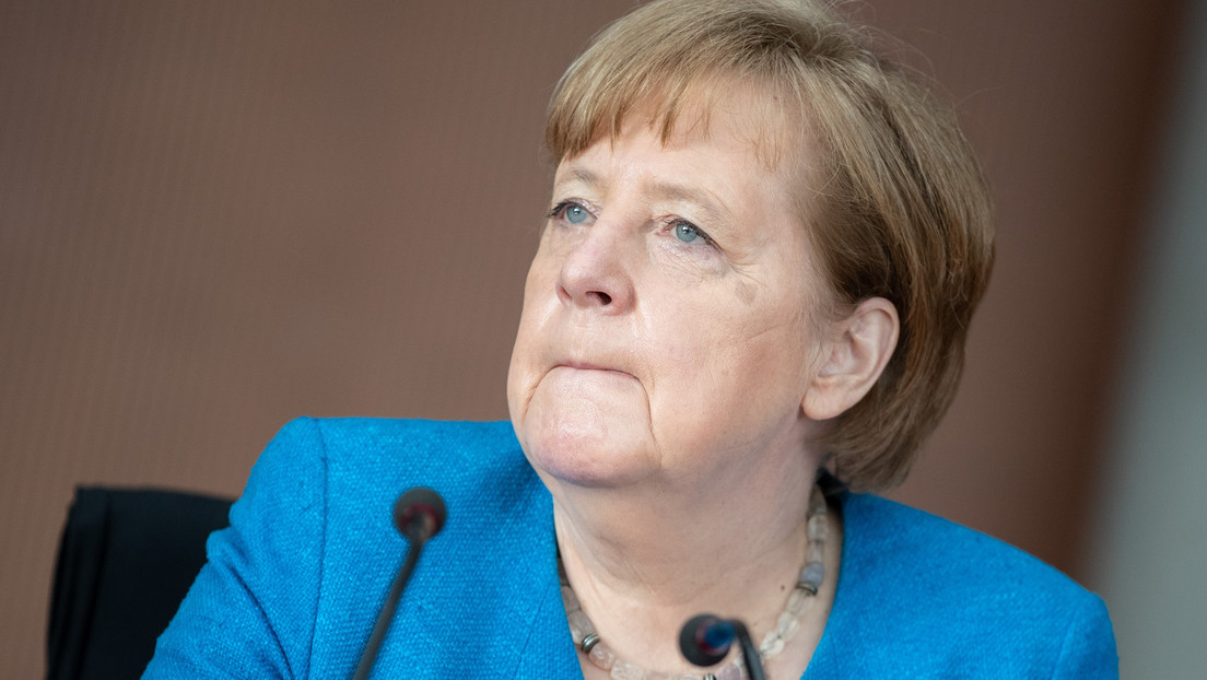 Bundeskanzlerin Merkel: Ausgangssperren sind alternativlos