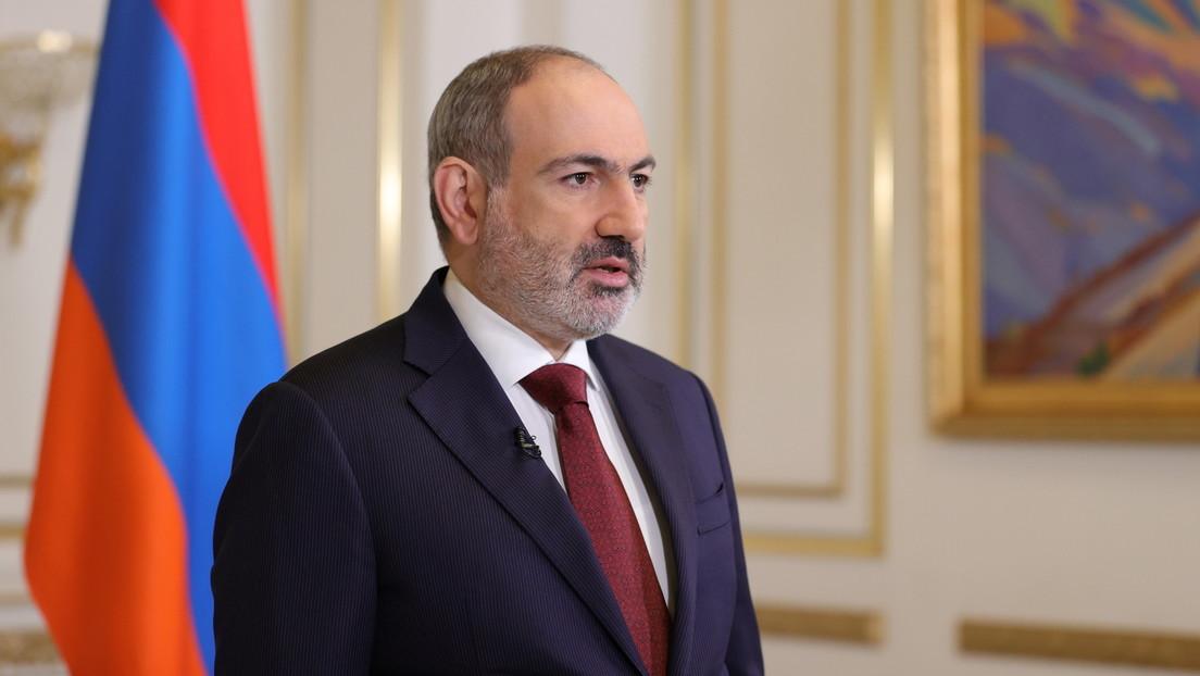 Armenischer Premierminister Nikol Paschinjan legt sein Amt nieder