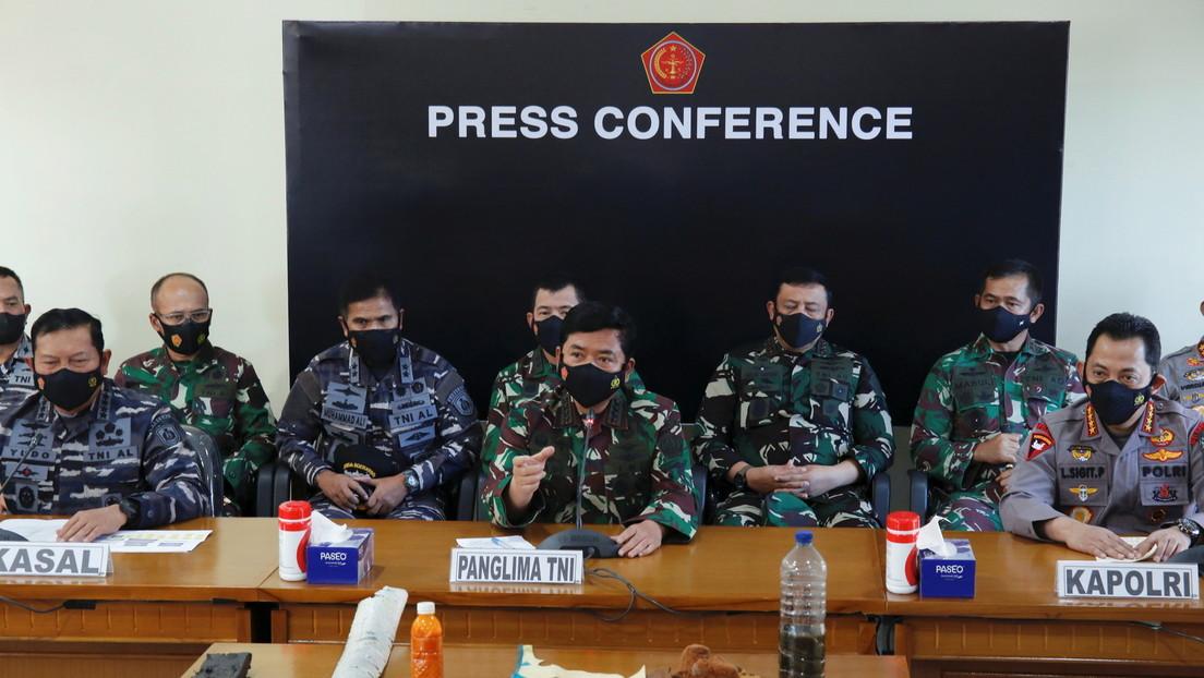Militärchef: Indonesisches U-Boot gefunden - gesamte 53-köpfige Besatzung tot