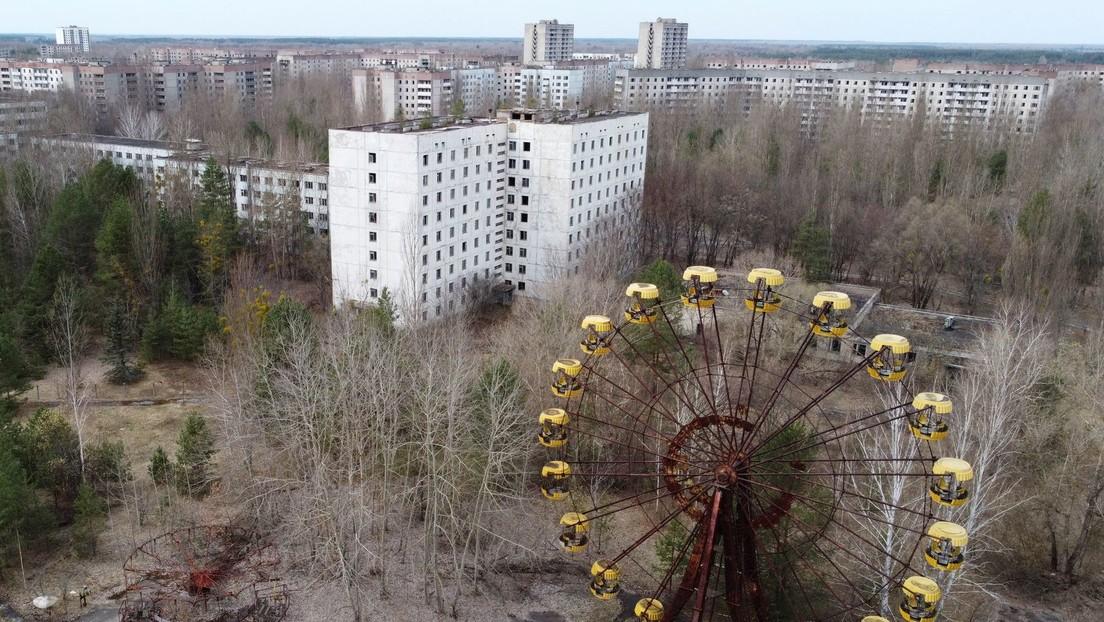 35 Jahre nach Tschernobyl: Von der Todeszone zum Weltkulturerbe?